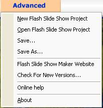 free slideshow creator for webpage from images - flash slide shows - anvsoft slideshow